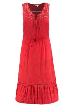 MS Mode - MET VOLANT - Cocktailkleid/festliches Kleid - red