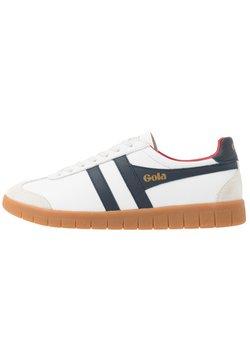 Gola - HURRICANE - Sneakers laag - white/navy/deep red
