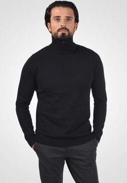 Solid - AGRIO - Sweter - black