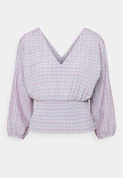 Love Copenhagen - LCMULA BLOUSE - Bluse - lavender