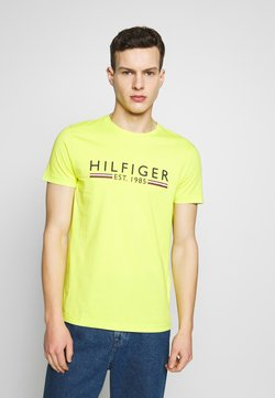 Tommy Hilfiger - TEE - T-shirt con stampa - green