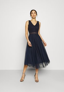 Lace & Beads - RIAN - Cocktailkleid/festliches Kleid - navy