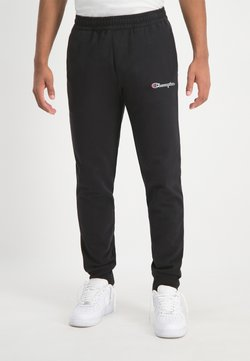 Champion Rochester - RECYCLE TERRY - Jogginghose - black