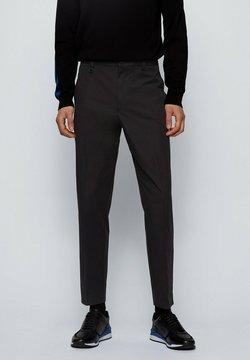 BOSS - KIRIO PS - Pantaloni - black