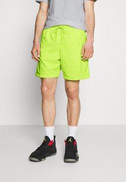 Jordan - JUMPMAN POOLSIDE - Shorts - ghost green/white