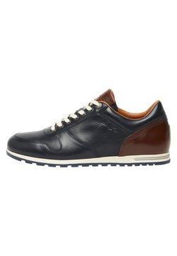 Van Lier - LEONARDO - Sneaker low - blauw
