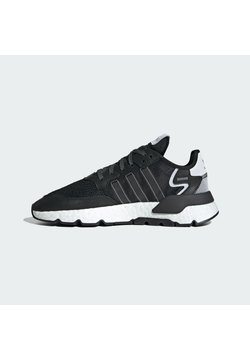 adidas Originals - NITE JOGGER BOOST SPORTS INSPIRED SHOES - Sneakersy niskie - cblack/cblack/ftwwht