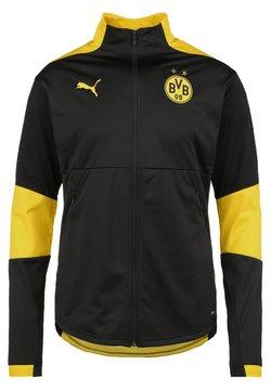 Puma - BORUSSIA DORTMUND - Vereinsmannschaften - black/cyber yellow