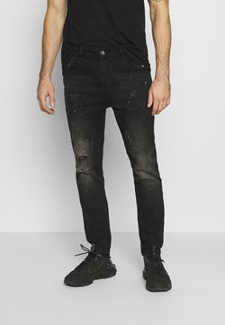 Kings Will Dream - SPACE - Slim fit jeans - black