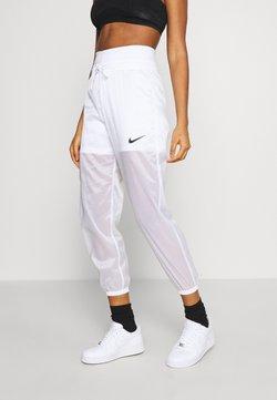 Nike Sportswear - INDIO PANT - Jogginghose - white/black