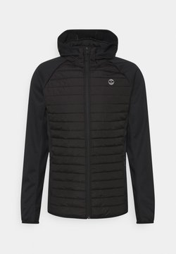 Jack & Jones - JJEMULTI QUILTED JACKET - Overgangsjakker - black