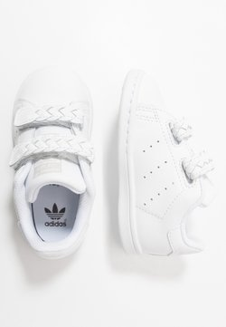 adidas Originals - STAN SMITH - Baskets basses - footwear white/grey one