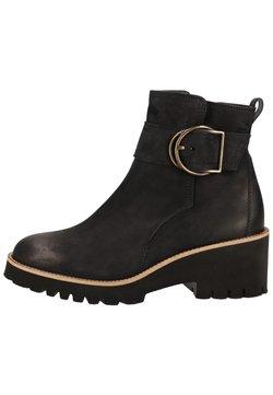 Paul Green - STIEFELETTE - Ankle Boot - blau 027