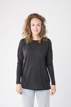super.natural - TRAVEL - Funktionsshirt - black