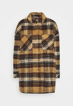 ONLY - ONLCARTER LIFE CHECK - Manteau court - black