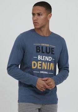 Blend - ARNOLD - Langærmede T-shirts - ensign blue
