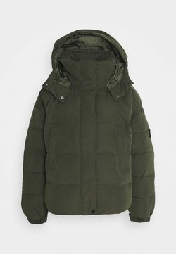 Lee - Winterjacke - serpico green