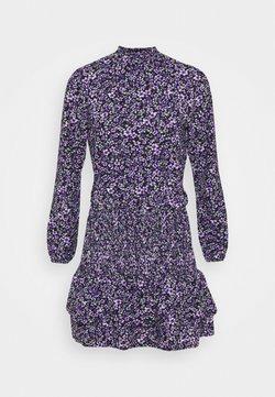 Dorothy Perkins Petite - RUFFLE DRESS - Freizeitkleid - lilac