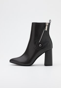 ONLY SHOES - ONLBRODIE ZIP BOOT  - Stiefelette - grey