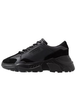 Versace Jeans Couture - LINEA FONDO SPEED - Sneakers laag - black