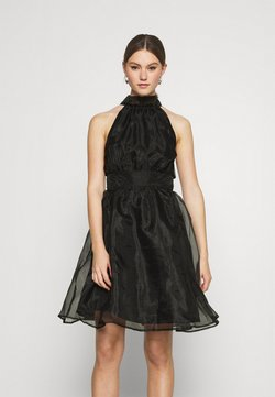 Gina Tricot - ASTOR DRESS EXCLUSIVE - Cocktail dress / Party dress - black