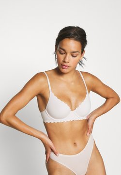 aerie - REAL ME UNLINED SCALLOP EDGE - Beugel BH - light pink