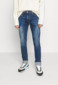 Replay - TITANIUM MAX - Slim fit jeans - medium blue