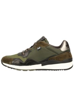 Sansibar Shoes - Sneaker low - olivegrün 61