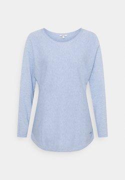 Esprit - BOATNECK - Pullover - pastel blue