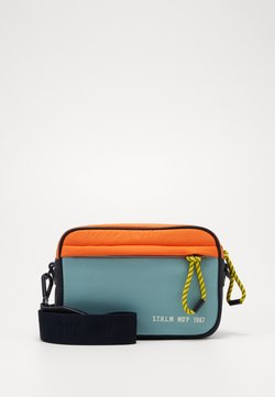Marc O'Polo - CROSSBODY BAG - Torba na ramię - multicolor/mint