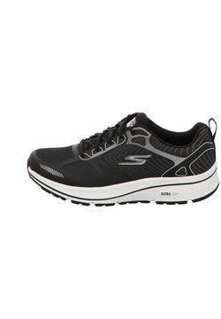 Skechers Performance - GO RUN CONSISTENT - Scarpe running neutre - black/white