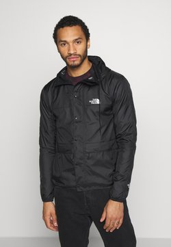 The North Face - SEASONAL MOUNTAIN  - Windbreaker - black/white