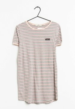 Vans - T-shirt print - pink