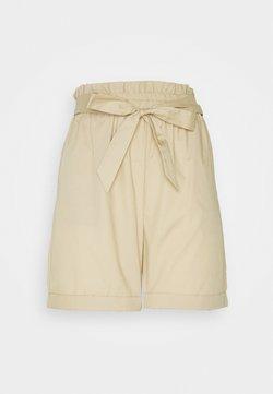 Vero Moda Tall - VMNOA PAPERBAG  - Shorts - beige