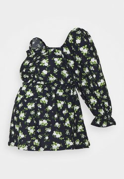 Dorothy Perkins Maternity - BLUSH SQUARE NECK FAUCHETTE - Bluse - multi