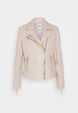 Gipsy - SUMMER - Leren jas - pale rose