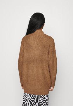 Vero Moda - VMRUBERTA  - Jersey de punto - tobacco brown