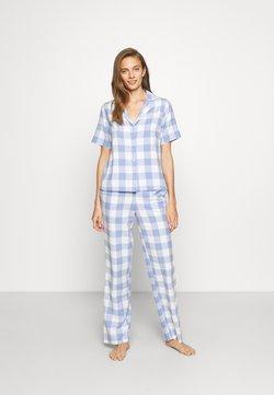 Pieces - PCAMALIE NIGHT SET - Pyjama - pale iris