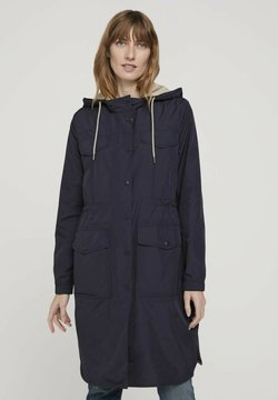 TOM TAILOR - Parka - sky captain blue
