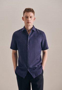 Seidensticker - SHAPED - Businesshemd - blau