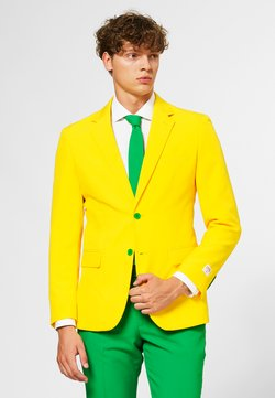 OppoSuits - GREEN AND GOLD SET - Anzug - miscellaneous