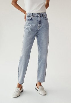 Mango - MOM80 - Jeans Relaxed Fit - blauw