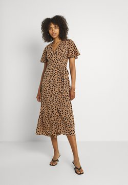 Never Fully Dressed - LUCIA  - Maxikleid - leopard