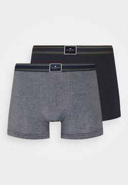 TOM TAILOR - Z-PANTS 2 PACK - Shorty - blue/medium