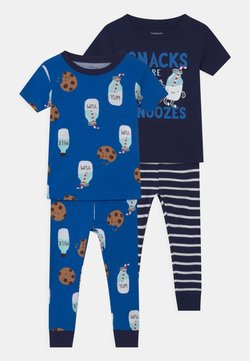 Carter's - MILK & COOKIES 2 PACK - Nachtwäsche Set - blue