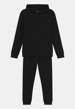 South Beach - HOODIE SET UNISEX - Dres - black