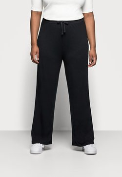 Anna Field Curvy - Pantalon de survêtement - black