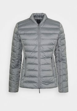 Armani Exchange - GIACCA PIUMINO LIGHT WEIGHT - Daunenjacke - heather grey
