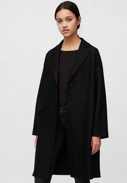 Marc O'Polo - SINGLE BREASTED - Klasyczny płaszcz - black