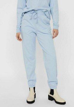 Vero Moda - Jogginghose - cashmere blue